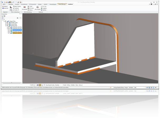 Drawing Lines In Mathcad : Solidweld d cad schweißnähte in ptc creo elements